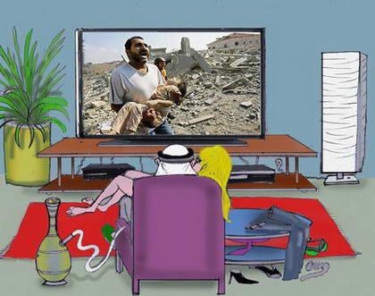 پول پست و شهوت پرستی سران عرب